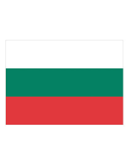 FLAGBG Fahne Bulgarien