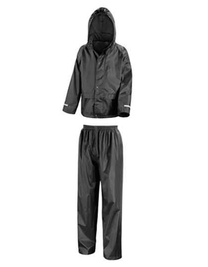 RT225J Result Core Junior Rain Suit