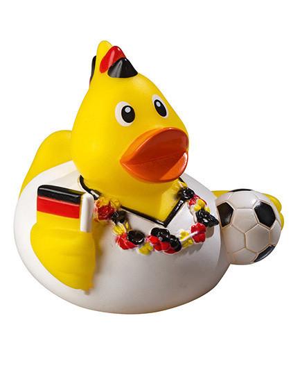 MBW31127 mbw Quietsche-Ente Fußballfan