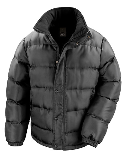 RT222 Result Core Nova Lux Padded Jacket