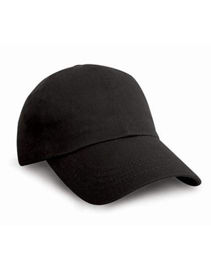 RH10 Result Headwear Heavy Cotton Drill Pro Style Cap
