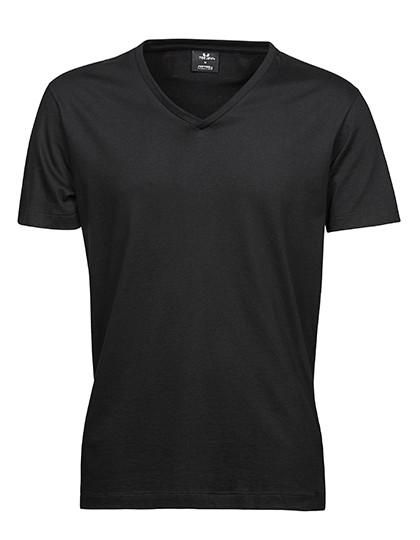 TJ8006 Tee Jays Mens Fashion V-Neck Soft-Tee