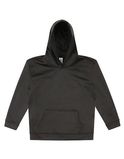 JH006K Just Hoods Kids Sports Polyester Hoodie