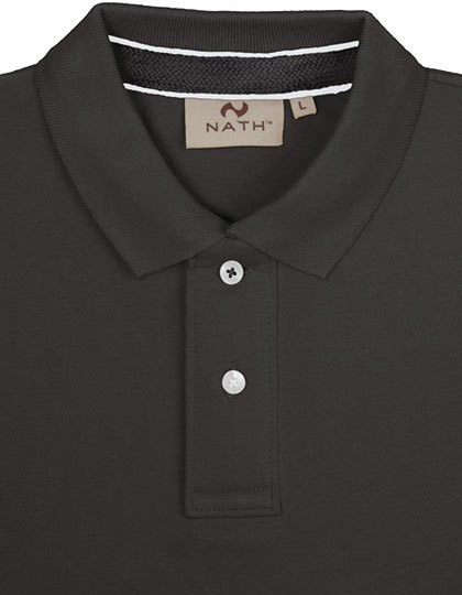 NH352 Nath Mens Absolut Piqué Polo