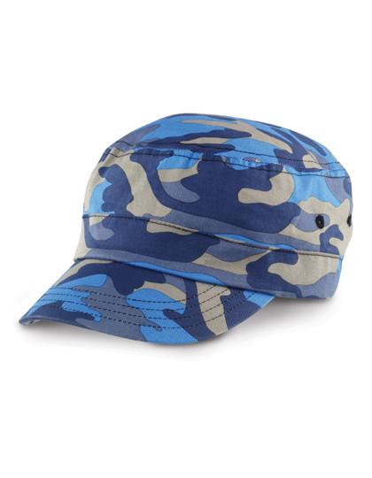 RH59 Result Headwear Urban Camo Cap