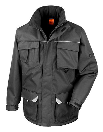 RT301 Result WORK-GUARD Sabre Long Coat