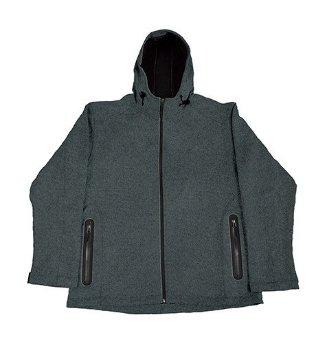 SG Ladies Knitted Bonded Softshell