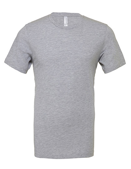 CV3001 Canvas Unisex Jersey Crew Neck T-Shirt