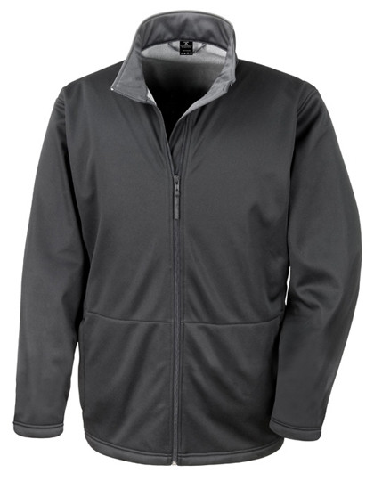 RT209 Result Core Softshell Jacket