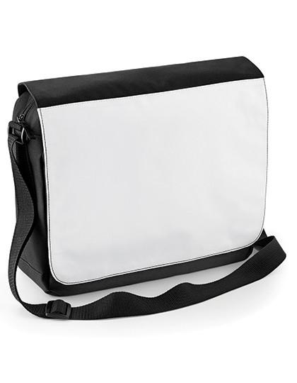 BG965 BagBase Sublimation Messenger Bag