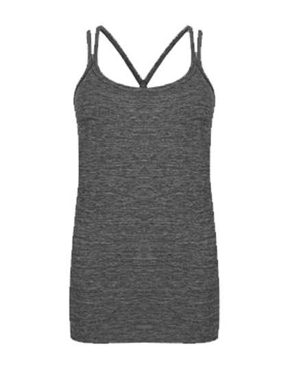 TL303 Tombo Ladies` Seamless Strappy Vest