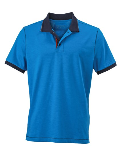 JN980 James+Nicholson Men´s Urban Polo
