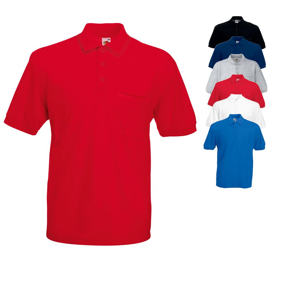 the latest 95ff9 62652 Poloshirts mit Brusttasche für Damen und Herren kaufen