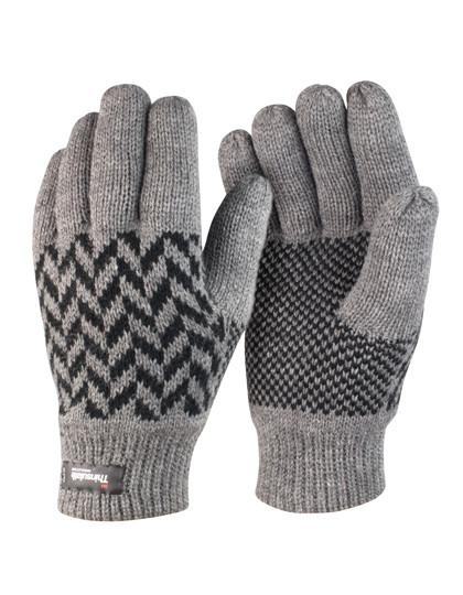 RC365 Result Winter Essentials Pattern Thinsulate Glove