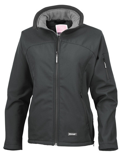 RT122F Result La Femme Ladies Soft Shell