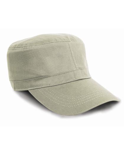 RH58 Result Headwear Urban Trooper Fully Lined Cap