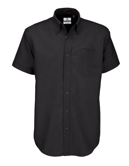 BCSMO02 B&C Shirt Oxford Short Sleeve /Men