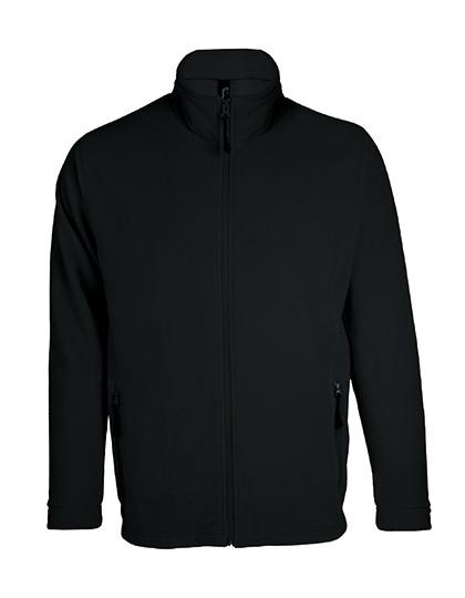 L827 SOL´S Micro Fleece Zipped Jacket Nova Men