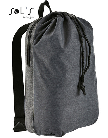 LB02113 SOL´S Bags Dual Material Backpack Uptown