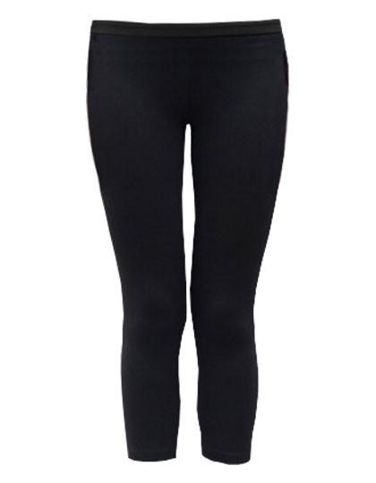 SF068 SF Women Ladies 3/4 Length Leggings