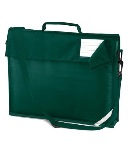 QD457 Quadra Junior Book Bag with Strap