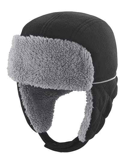 RC32J Result Winter Essentials Junior Ocean Trapper Hat
