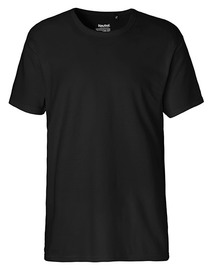 NE61030 Neutral Mens Interlock T-Shirt