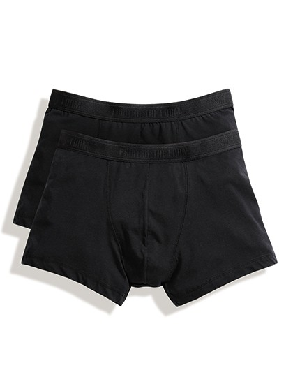 F992 Fruit of the Loom Underwear Classic Shorty 2er Pack