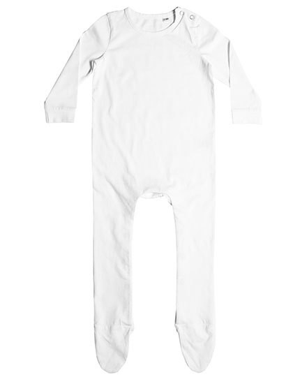 LW650 Larkwood Organic Sleepsuit