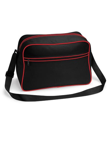 BG14 BagBase Retro Shoulder Bag