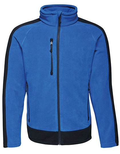 RG523 Regatta Contrast 300G Fleece Jacket