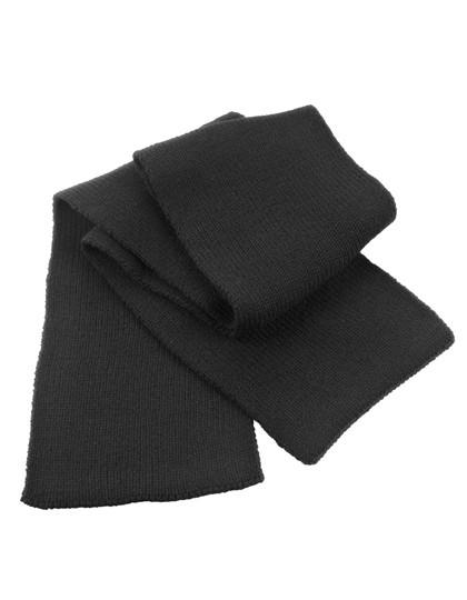 RT145X Result Winter Essentials Heavy Knit Scarf