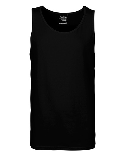 NE61300 Neutral Mens Tank Top
