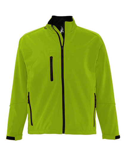 L866 SOL´S Men´s Softshell Jacket Relax