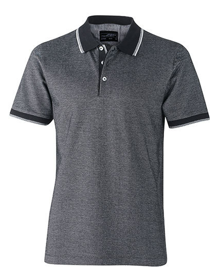 JN704 James+Nicholson Men`s Polo