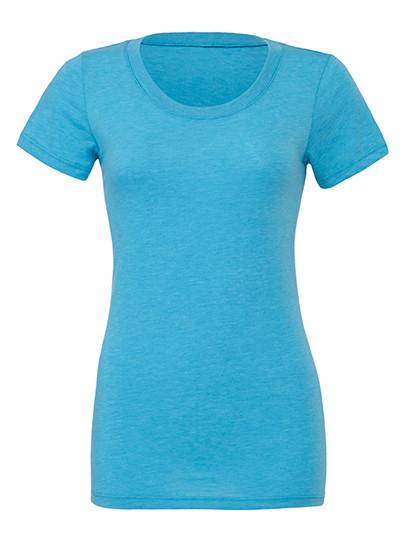 BL8413 Bella Triblend Crew Neck T-Shirt Woman