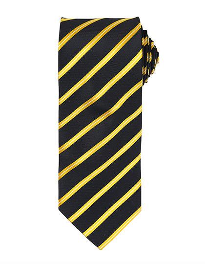 PW784 Premier Workwear Sports Stripe Tie