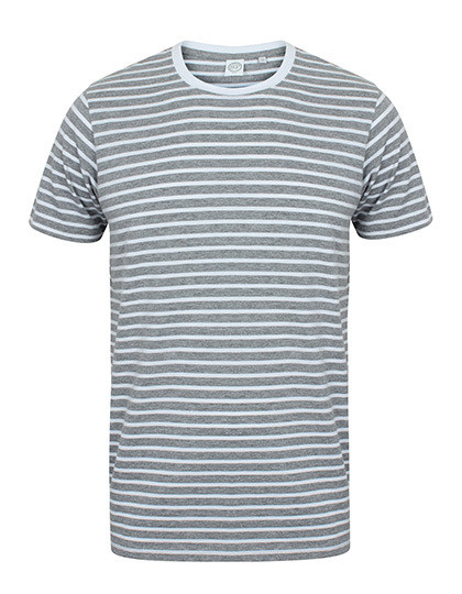 SFM202 SF Men Unisex Striped T