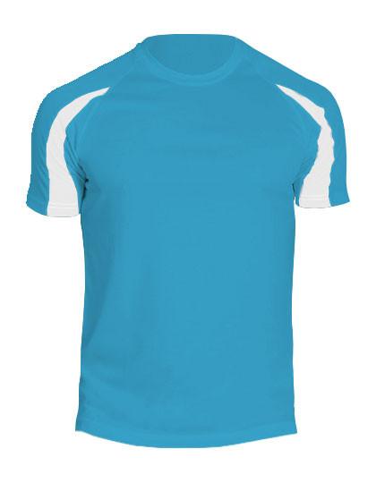 SW309 Starworld Contrast Technical Unisex T-Shirt