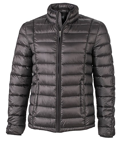 JN1082 James+Nicholson Mens Quilted Down Jacket