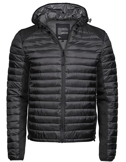 TJ9610 Tee Jays Hooded Aspen Crossover Jacket