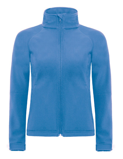 BCJW937 B&C Hooded Softshell / Women