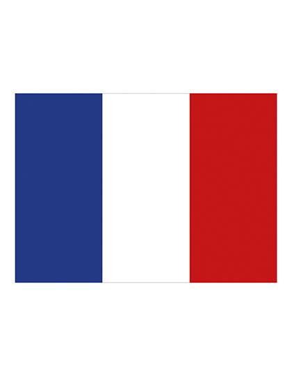 FLAGFR Fahne Frankreich