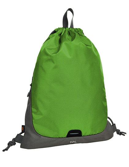 HF3349 Halfar Drawstring Bag Step