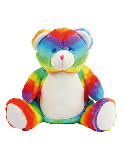 MM555 Mumbles Zippie Rainbow Bear