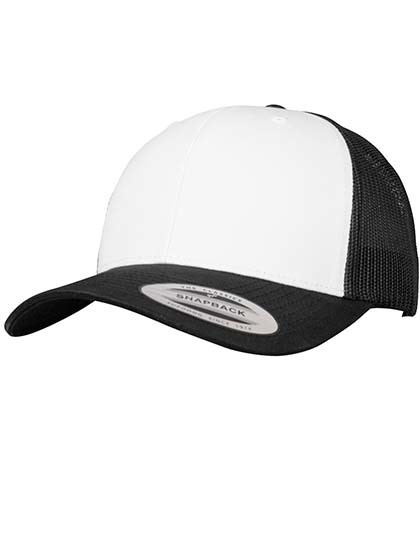 FX6606CF FLEXFIT Retro Trucker Colored Front