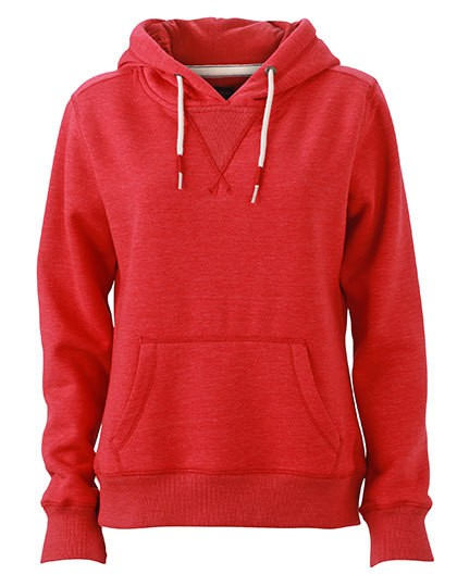 JN993 James+Nicholson Ladies Hoody