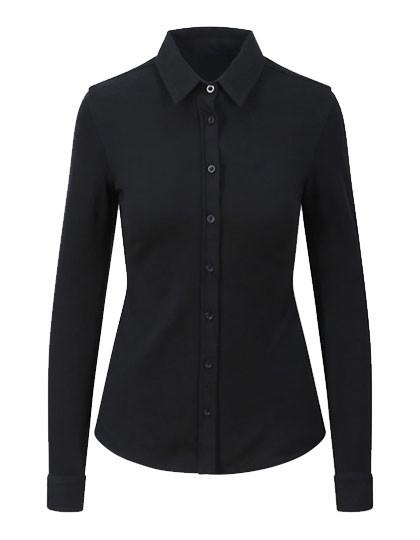 SD047 So Denim Anna Knitted Shirt