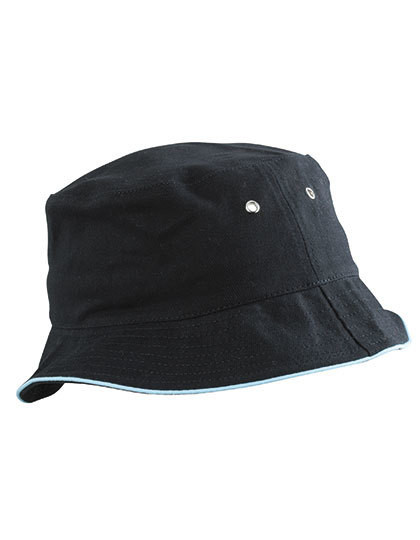 MB012 myrtle beach Fisherman Piping Hat