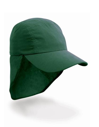 RH69J Result Headwear Junior Legionnaires Cap